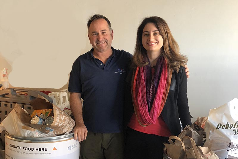 Redwood City Neighborhoods Fall 2017 Second Harvest Food Drive